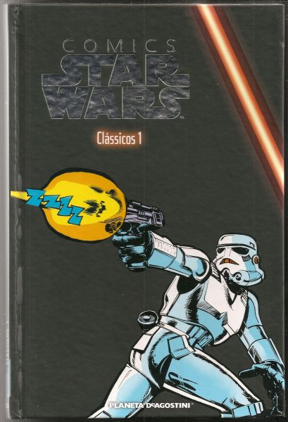 HQ - Comics Star Wars Clássicos Edição - Nº01
