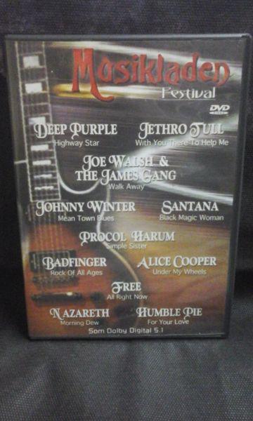 DVD - Musiklanden Festival