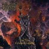 CD Malevolent Creation – The Ten Commandments (Duplo + Slipcase)