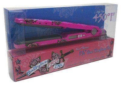 98615675e Prancha nano Titanium Babyliss Pro 1 1/4 Pink Edição Limitada Original By  Roger