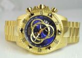 edd0ee75747 Invicta Excursion Blue Gold