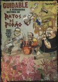 """Ratos de Porão - """"Guidable - A Verdadeira História do Ratos de Porão"""" DVD Duplo Nacional!!!"""