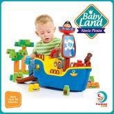 Baby Land Navio Pirata