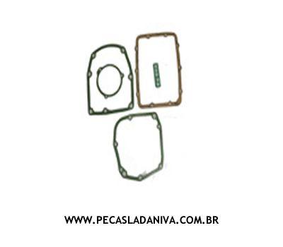 Jogo de Junta do Câmbio Niva (Novo) Ref. 0204