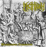 PATHOGEN - Blasphemous Communion - CD + POSTER OFICIAL GRÁTIS