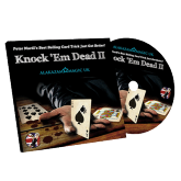 Knock'em Dead 2 (BLUE) by Peter Nardi #1015