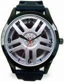 Relógio com Imagem Roda Esportiva Vr6