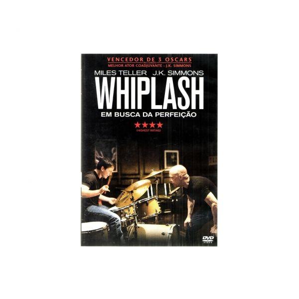 Filme Whiplash: Em Busca da Perfeição (DVD)