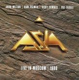 ASIA - LIVE IN MOSCOW 1990