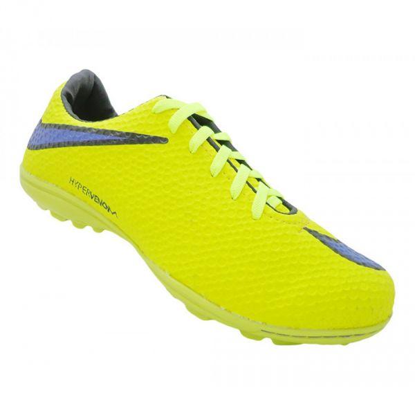Chuteira Society Nike Hypervenom Amarela e Roxa - Suprema Store e87019a67c37c