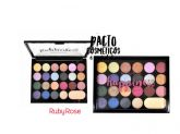 Paleta de Sombras + Primer Happiness Ruby Rose HB-1003