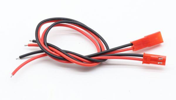 Conector JST (O PAR 1 Macho e 1 Fêmea)