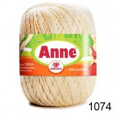 LINHA ANNE  1074 - CREME