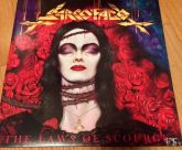 SARCOFAGO - The Laws of Scourge -LP  (REMASTERIZED)