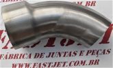 EPONTEIRA ESCAPAMENTO INOX - PN.879920