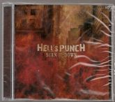 CD - Hell's Punch - Burn it Down