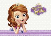 Papel Arroz Princesa Sophia A4 003 1un