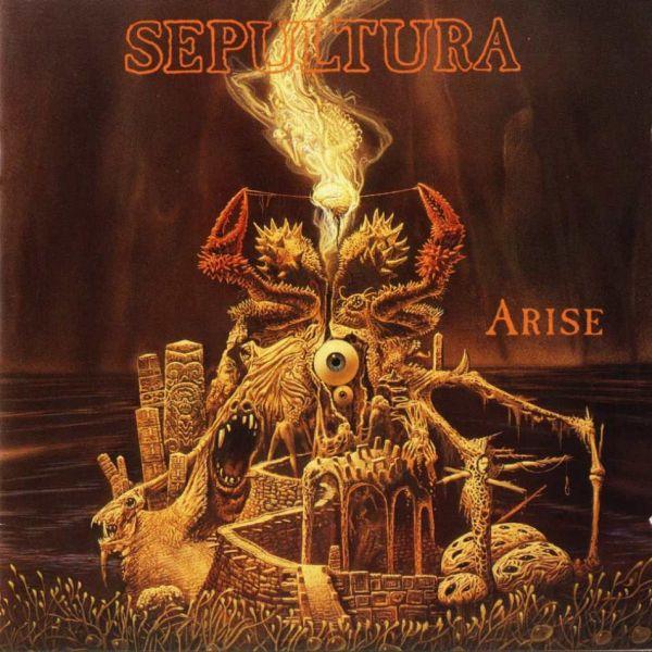 CD Sepultura – Arise (Duplo)