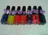 Extra Brilho 7 cores para colorir Carimbada