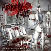 CD - Harmony Fault- Savage Horror Dementia Header