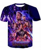 Camiseta Marvel Ref2323