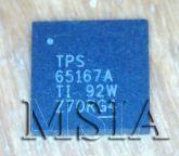 TPS65167A TPS 65167A