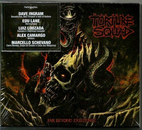 CD - Far Beyond Existence (Lançamento) Nacional Slipcase c/ pôster