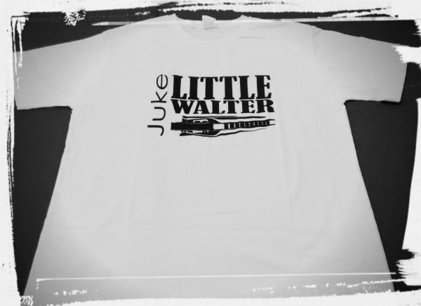 CAMISETAS JUKE  LITTLE WALTER  P,M,G
