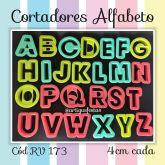 Cortadores Alfabeto