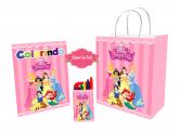 Livrinho de Colorir Princesas da Disney