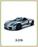 2 - Porsche 918 Spyder - 1/24