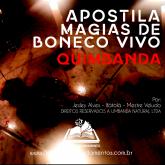 APOSTILA MAGIAS COM BONECO VIVO DE QUIMBANDA
