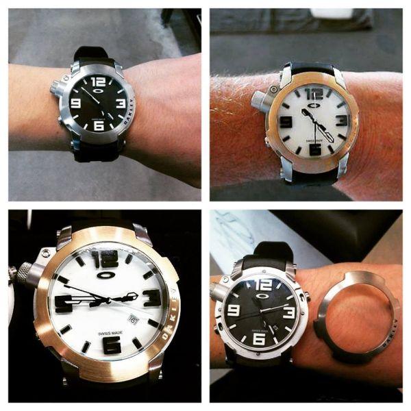 da5977f060ae3 Novo Relógio da oakley Kill Switch - D.S roupas e acessorios