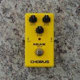 Pedal Guitarra Chorus NUX CH-3 - USADO