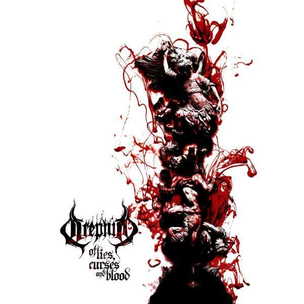 CD - Creptum - Of Lies, Curses and Blood
