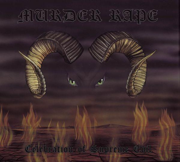 CD - Murder Rape - Celebration of Supreme Evil