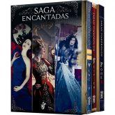 Saga Encantadas Box Com 3 livros Edição Econômica