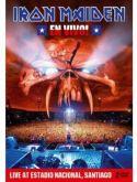 """Iron Maiden - """"En Vivo! - Live At Santiago"""" DVD  Duplo Nacional!!!"""