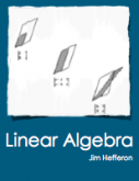 Solucionário Álgebra Linear – Jim Hefferon