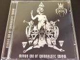 AD BACULUM - Morbid End of Cannibalistic Cosmos - CD