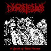 CD Disforterror – 20 Years Of Metal Terror