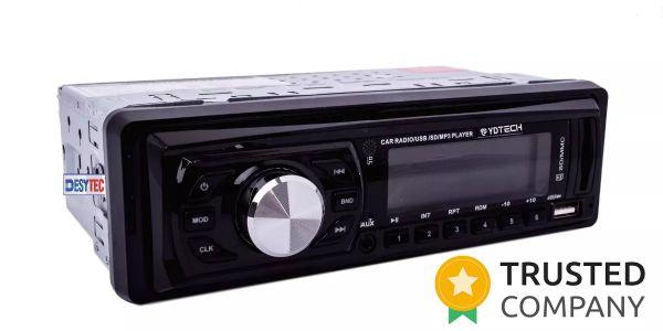 Radio FM , MP3, Automotivo Usb Sd Aux Player