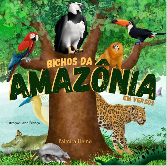 Bichos da Amazônia em versos