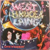 LP 12 - West, Bruce & Laing – Live 'N' Kickin'