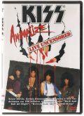 DVD - Kiss Alimalize Live Uncensored