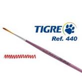 Pincel 440 Tigre Redondo Liner