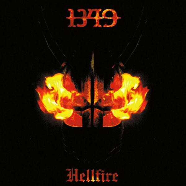 1349 – Hellfire (CD)