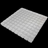 Berço Transparente com 100 cavidades 1un