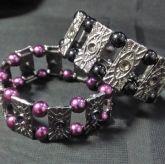 Bracelete Goth
