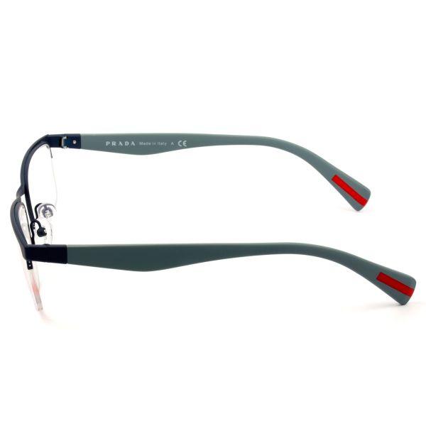 Óculos Prada Linea Rossa VPS 52F TFY-1O1 54 - Grau - PRESENTES.COM d5d6c49eb9